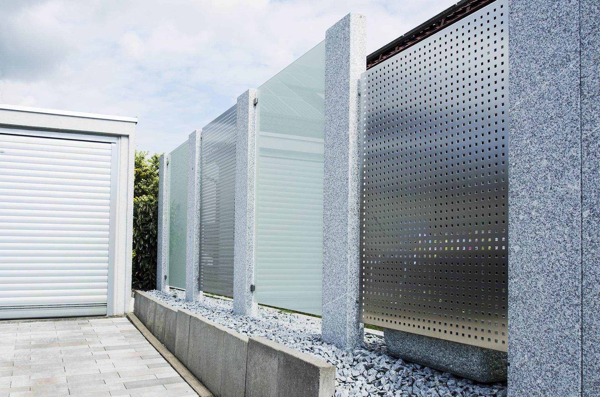 Einen Sichtschutz für den Garten | Garten Pfänder