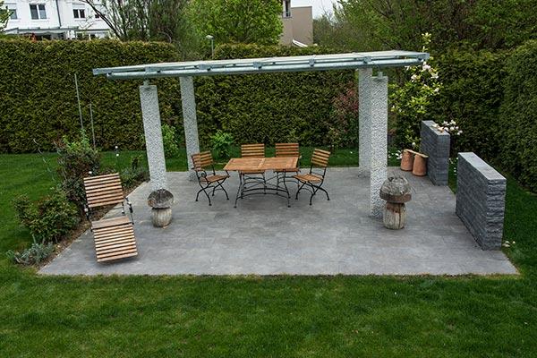 Wir planen und verwirklichen Ihre Terrasse - passend zu Ihrem Garten