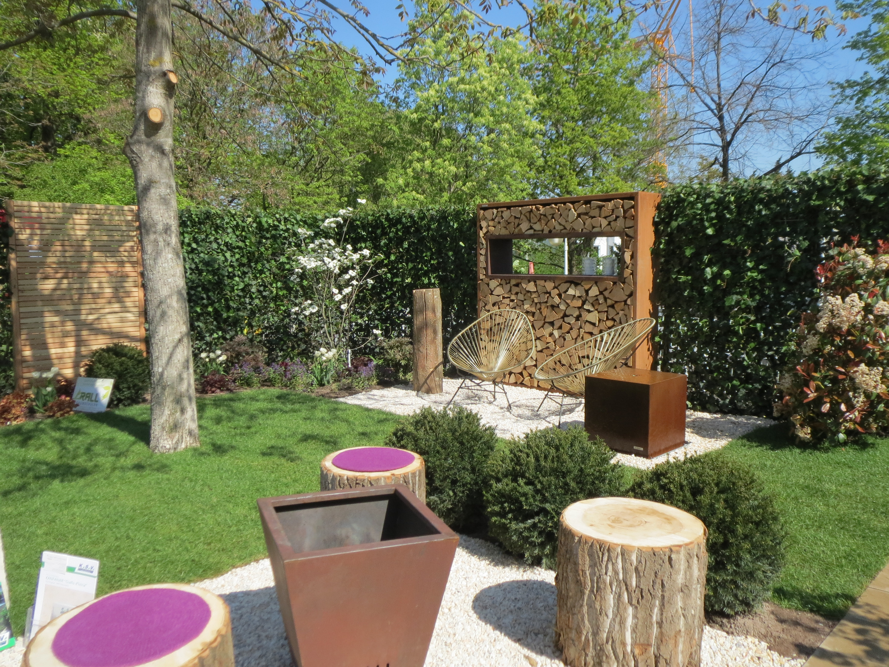 Unsere Gartenlandschaft - Garten Pfänder